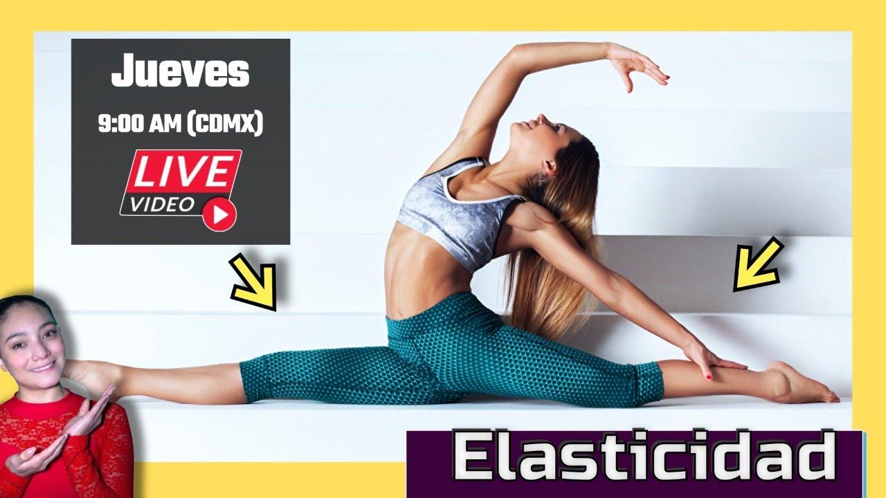 🔴 Rutina de Flexibilidad y Estiramientos para Ballet // #Ballet Tips 21 Enero 2021 #danza