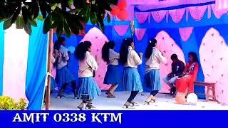 Gore Gore Mukhde Mein Kala Kala Chasma new Nagpuri video archestra school video new Nagpuri  2020