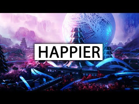 Marshmello ‒ Happier (Lyrics) ft. Bastille