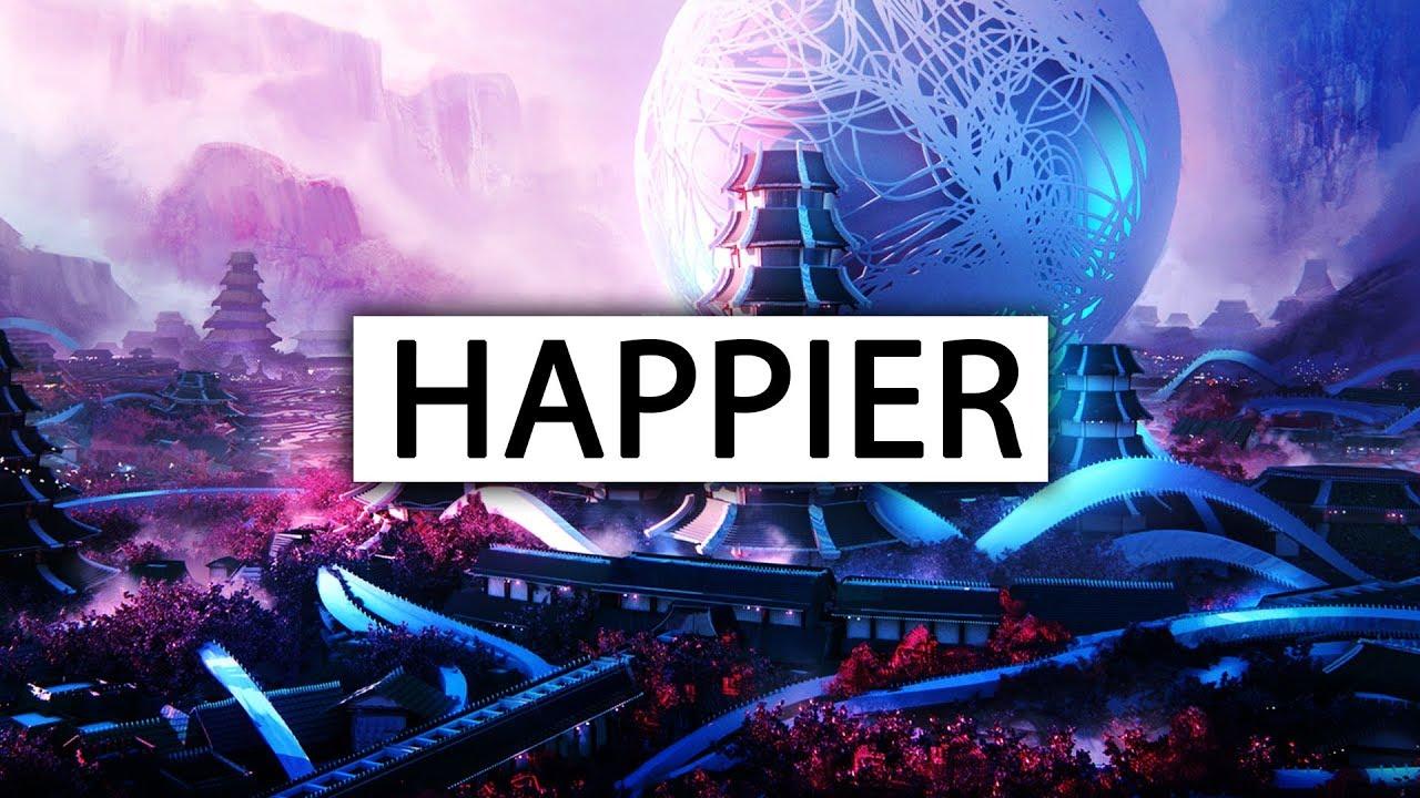 Marshmello ‒ Happier (Lyrics) ft. Bastille