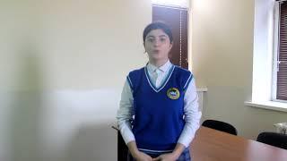 Впечатления ученицы Ленинкентской школы №2 от открытого урока, проведенного работниками МФЦ