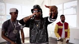 XXL Freshmen 2014 Cypher - Part 2 - Lil Durk, Rich Homie Quan & Ty Dolla $ign