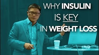 Dr. Jason Fung: To Lose Weight, You MUST control Insulin