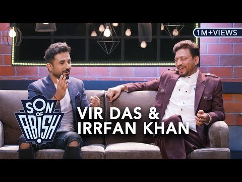 Son Of Abish feat. Vir Das and Irrfan Khan