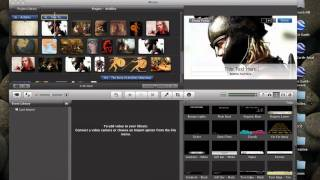 Creating Captions in iMovie