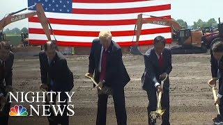 Town Residents Claim Trump's FoxConn Factory Deal Failed Them | NBC Nightly News