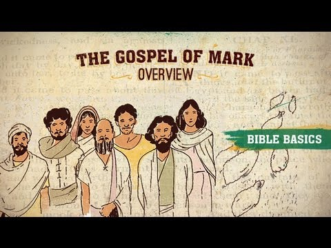 theological themes in the gospel of mark