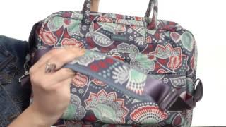 Vera Bradley Luggage Perfect Companion Travel Bag SKU 8653558 ... cc85951735f63