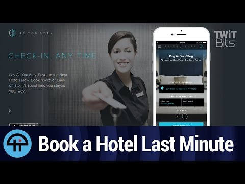 "Johnny Jet: Book a Last Minute Hotel with ""As You Stay"""