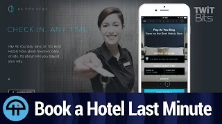 """Johnny Jet: Book a Last Minute Hotel with """"As You Stay"""""""