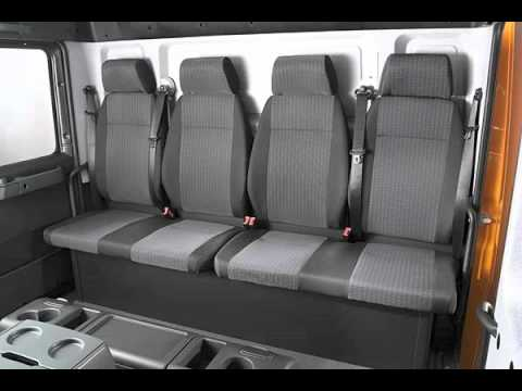 Interior Design Of The Crew Cab Youtube