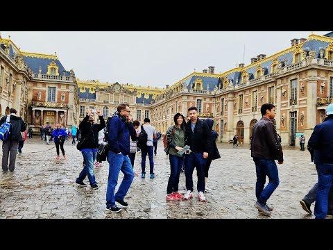 Chateau De Versailles - Vacation 2016, France.