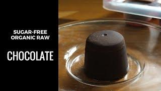 [生酮食譜]超簡單無糖有機生朱古力[Keto recipe]4-ingredient Sugar-free Organic Raw Chocolate|FA FOOD Episode 4