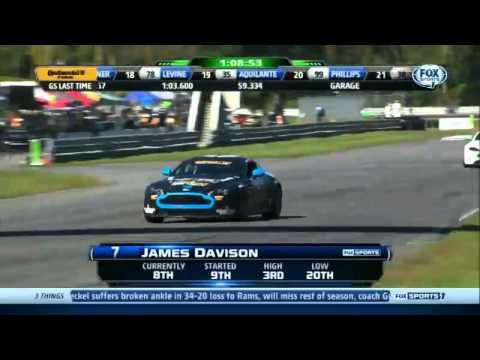 2013 GRAND-AM Championship Weekend Continental Tire Challenge GS Race Broadcast