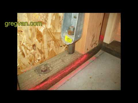 Structural Shear Panel Installation Reminder - Home Building Advice