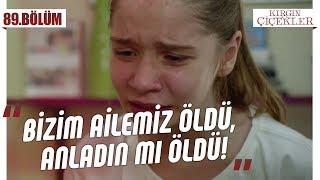 Metin'i kıskanan Büşra! - Kırgın Çiçekler 89.Bölüm (Yeni Sezon)
