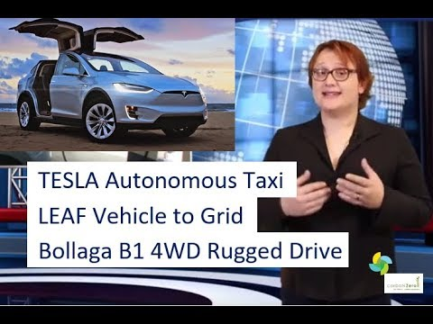 ecoTEC 20: Tesla Self Drive Taxi