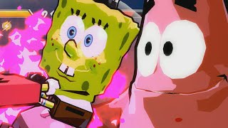 Dragon Ball FighterZ: Spongebob vs. Patrick Mod