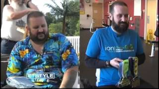 One man's journey with weight loss