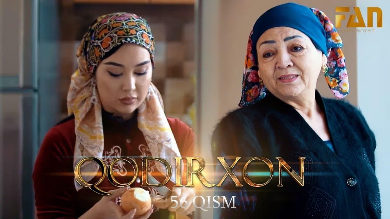 Qodirxon (milliy serial 56-qism) | Кодирхон (миллий сериал 56-кисм)