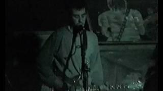 The Stickmen Live @ Goulburn Arms Hotel Hobart 1997 #1/3