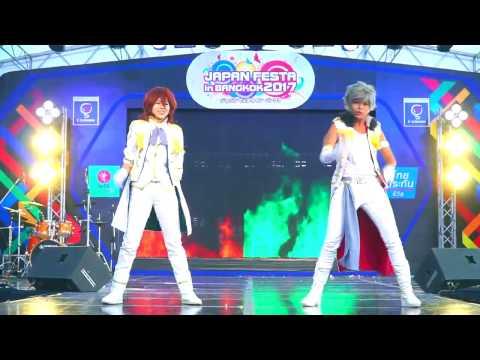 JapenFesta In Bangkok Final Round Quartet Knight Febuary 2017 Credit Aku meow