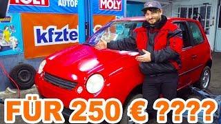 250€ FÜR FAHRANFÄNGER AUTO 🛠 SCHNÄPPCHEN ODER SCHROTT? 🛠 #MRDOIT #VW