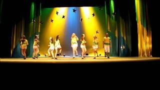 Balleteatro Fred Astaire   Funky Bahia