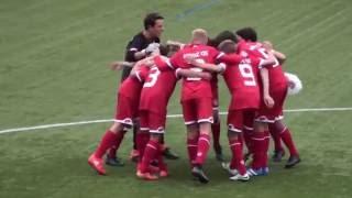 U14 (Jhg2003) 1. FSV Mainz 05 - Luxemburg U14/15 8:0; LV im NLZ Mainz 20.09.2016