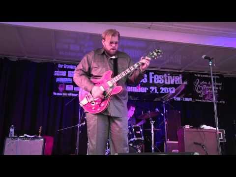 2013 Delta Blues Fest: Rick Estrin & The Nightcats