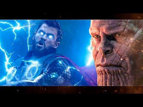 Los Top 5 Momentos Mas Epicos! de InfinityWar -Los Vengadores!