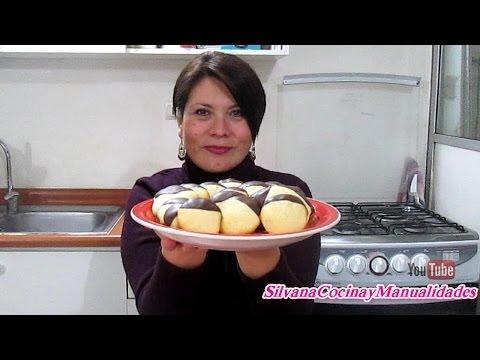 COMO HACER GALLETAS DE LECHE CONDENSADA- Silvana Cocina y Manualidades