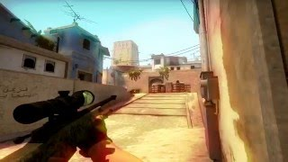 CSGO - Up Up And Away!