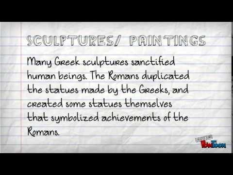 Greco Roman Culture