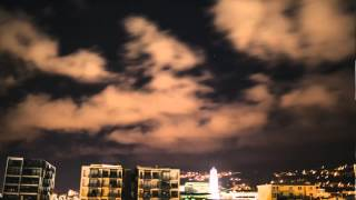 Midnight to Morning Timelapse over Te Aro