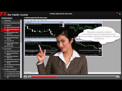 Online Forex Trading Course