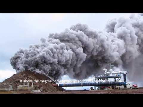 Magma well at Krafla: Temperature World Record