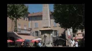 Visite en Provence avec Esterel Caravaning - Aups