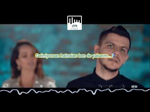 Bilal Sonses & Bengü - İçimden Gelmiyor (ŞARKI SÖZLERİ / LYRICS )