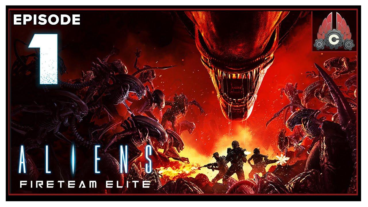 CohhCarnage Plays Aliens: Fireteam Elite