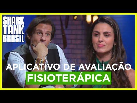 Fisioterapeuta cria aplicativo de avaliação fisioterápica | Shark Tank Brasil