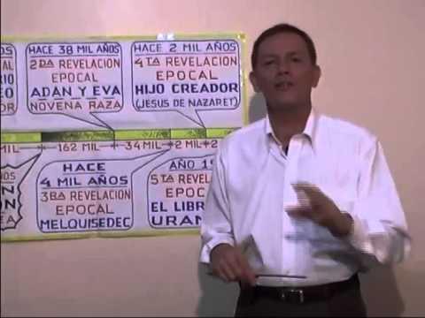 Introducción al Libro de Urantia por Marcelino Ramírez 1/3