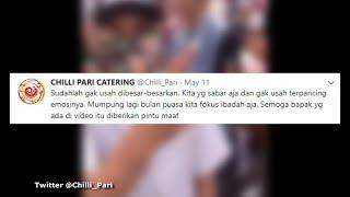 Gibran Tanggapi Video HS Yang Ingin Penggal Kepala Presiden Jokowi