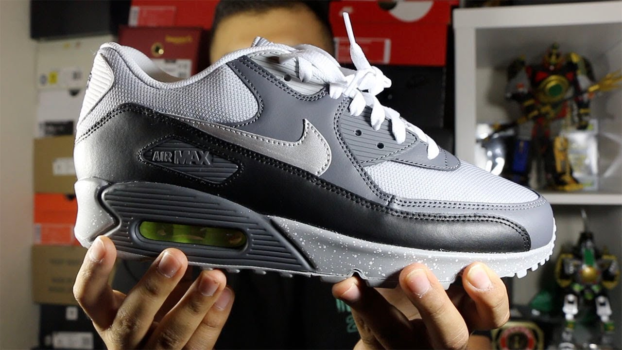 the best attitude 71913 ba3b5 John Mayer X Nike ID Air Max 90