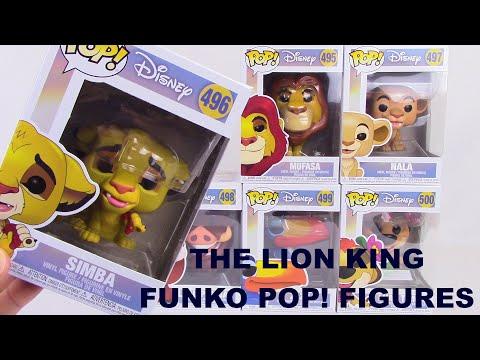 DISNEY LION KING FUNKO POP NALA 497 36400 VINYL FIGURE