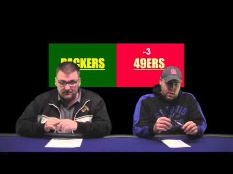 2012/13 NFL Divisional Round Playoff Picks (ATS)