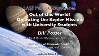 Out of this World! Operating the Kepler Mission with University Students