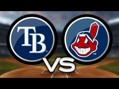 10/2/13: Rays roll on after topping Tribe in WC Game