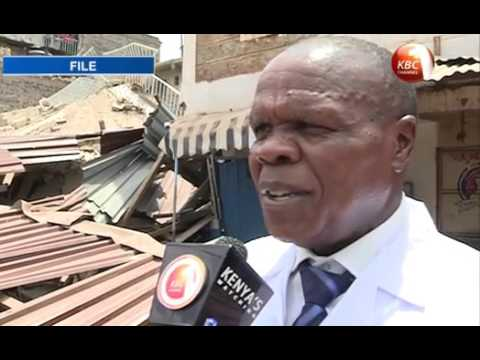 City inspectorate admits Huruma building did not pass required standards