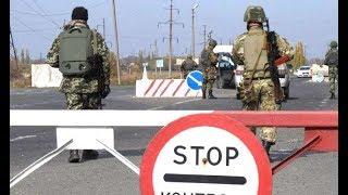 Боевики атаковали КПВВ Майорское  Получили ответку и сбежали